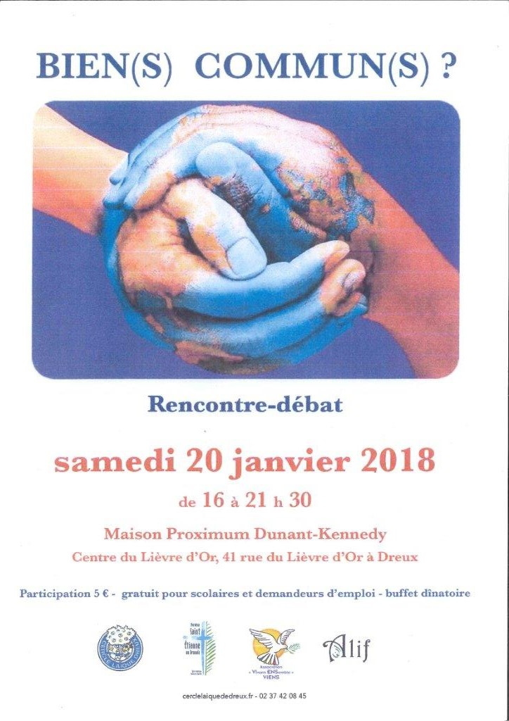 Rencontre changes janv2018