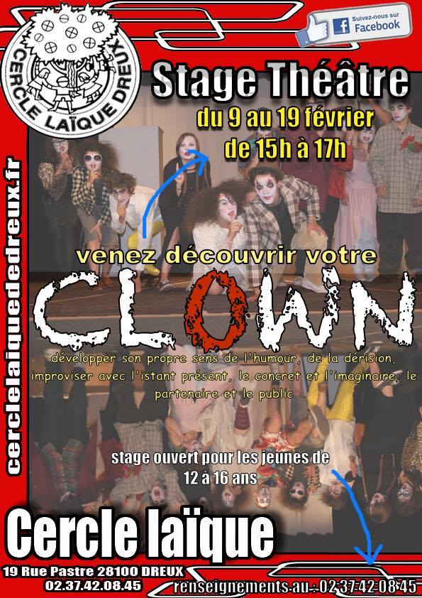 discover clown 2016